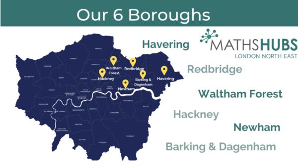 Our 6 boroughs